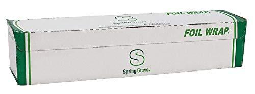 Spring Grove V01979 - Foil Roll Aluminum Standard 1000 ft 18