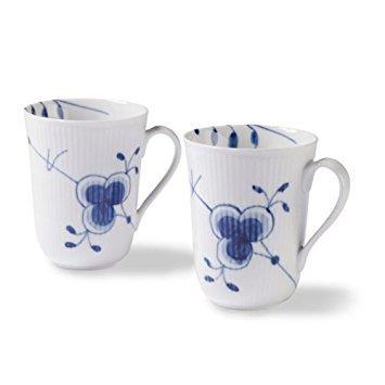 Royal Copenhagen Blue Fluted Mega Mugs 2 ()