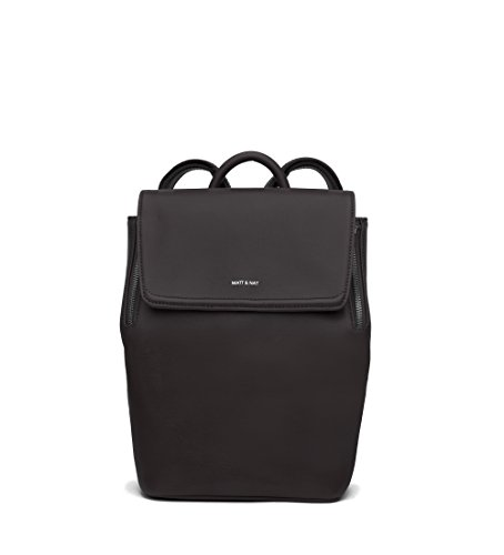 Matt & Nat Fabi Mini Vintage Backpack, Black