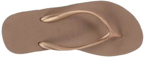 Sandal Rose Havaianas Women's Gold Fashion High zwpzItqnf