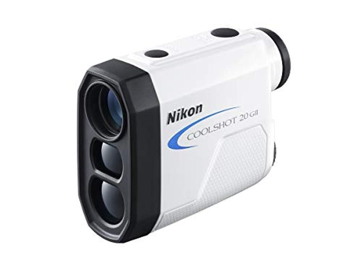 [해외] NIKON 골프용 레이저 거리 측정기 COOLSHOT 20GII LCS20G2