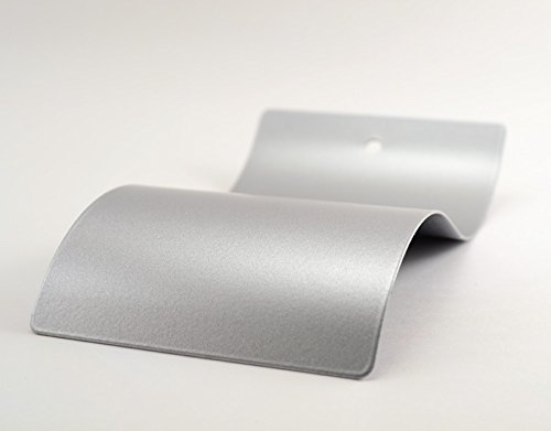 Metallic Silver Powder Coating Powder Paint (1 Pound)