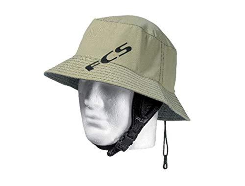 FCS Wet Bucket Surf Hat - Grey- L