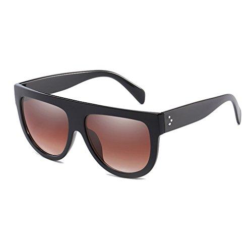 400 Moda C2 Conducir Marco UV Y De Libre Aire Las Gran De Señoras Personalidad 2018 Ideal Retro Moda Tamaño Mujeres Gran De Protección Para De Sol Gafas Al Gafas dSYrxnrtfw