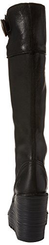 Fly London Women's Curt790fly Boots Black UdCG36lse