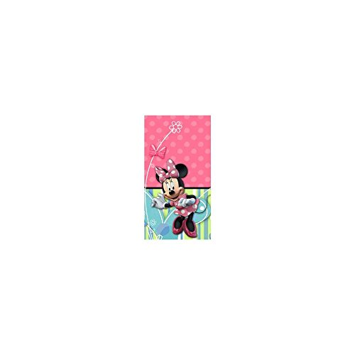 (Disney Minnie Mouse Party Table Cover (54 X 96 Inches))