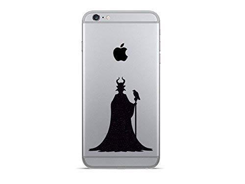 Maleficent Vinyl Decal Sticker Phone Laptop Kids Home Decor]()
