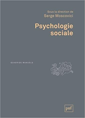 Amazon Fr Psychologie Sociale Serge Moscovici Collectif