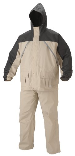 Coleman PVC/Nylon Suit Tan/Black 4X-Large