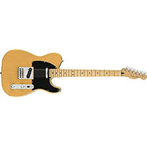 Player Tele MN BTB Butterscotch Blonde