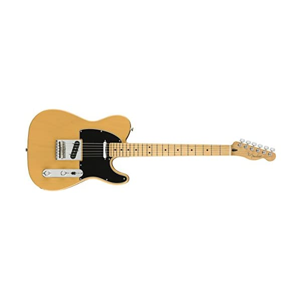 Fender Player Telecaster, Butterscotch Blonde, Maple