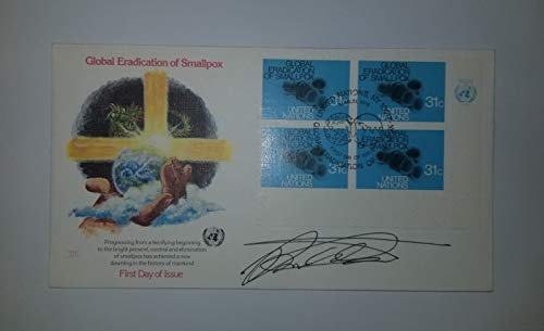 """Nobel Prize Medicine"" Ferid Murad Hand Signed First Day Cover Todd Mueller from Unknown"
