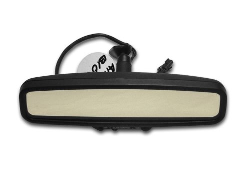 1993 Cadillac Allante Factory Original OEM Rear View Mirror