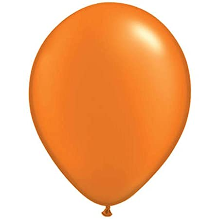 Pioneer Balloon Company 43761 11 ORANGE