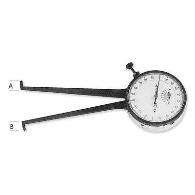 Dial Caliper Gage (HHIP 4400-0801 Internal Dial Caliper Gage, 0.375