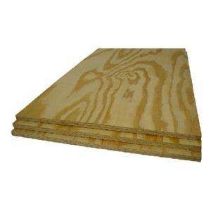 ALEXANDRIA MOULDING PY001-PY048C Plywood Panel