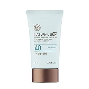 The Face Shop Natural Sun Eco Sebum Control Moisture Sun SPF 40 PA+++