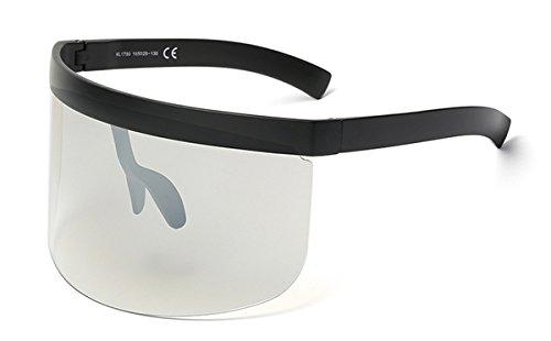 clear TL color Sunglasses amarillo el UV400 por vintage Gafas sol lens hombre de claro xzdSx7w