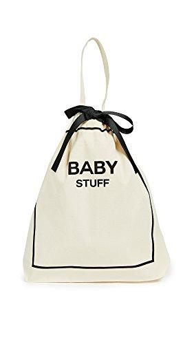 Bag-all Women's Baby Stuff Organizing Bag, Natural/Black, One Size (Baby Stuff Cheap)