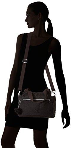 Elysia épaule Sac Noir Black Kipling Porté 10q6wxU6d