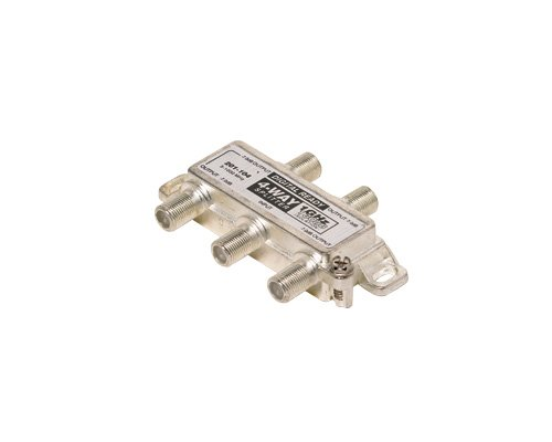 Steren Signal Splitter - Steren 201-104 1GHz/130dB 4-Way Digital Ready Splitter