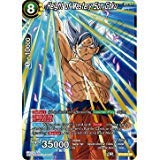 Dragon Ball Super TCG - Height of Mastery Son Goku - BT4-075 - SR - Series 4: Colossal Warfare