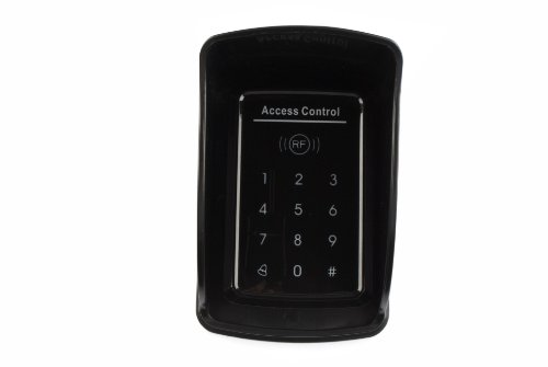 Keypad Gate (ALEKO LM175P 12/24V Universal Touch Panel Keyboard Wired Keypad)