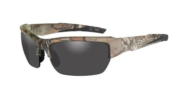 387200a69ac Amazon.com   Wiley X Chval03 Valor Sporting Glasses Realtree Xtra   Sports    Outdoors