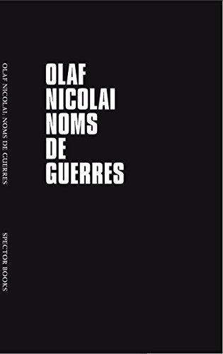 Read Online Noms De Guerres pdf epub