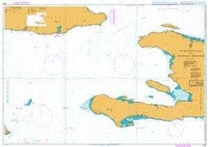 Amazon.com : BA Chart 3935: Windward Passage and Southern ...