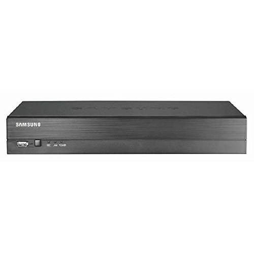 Samsung SRD-493-1TB 4Ch 1TB Analog HD Real-Time Digital Video Recorder