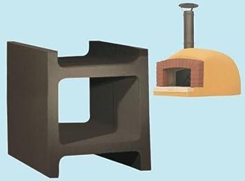 Supporto in cemento per forno a legna fragrante: amazon.it