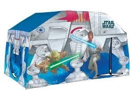 Playhut Star Wars Bed Topper  sc 1 st  Terry Matlen Author & Terry Matlen Author u2013 Bed Tents