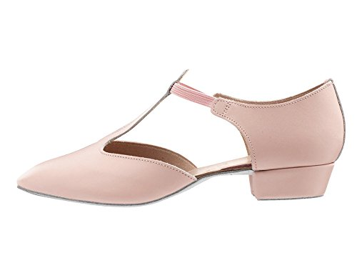 Jive By Salsa Pink Greek White Black Cerco Katz Pink Ladies Sandal Teaching Shoes Dancewear Dance Or Tqw8W74