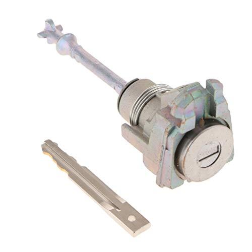Gazechimp Ignition Switch Cylinder Door Lock W/Key Left Side for Toyota Tacoma