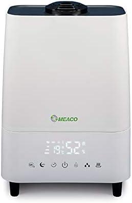 Meaco Humidificador ultrasónico de alta gama y purificador de aire 2020