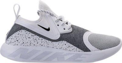 瞑想的のれん退化する(ナイキ)Nike メンズランニングシューズ?靴 Men's Nike Lunar Charge Essential Running Shoes White/Black/White US 8.5 ユニセックス [並行輸入品]