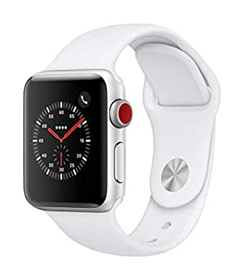 Apple Watch Series 3 (GPS + Cellular) con caja de 38 mm de
