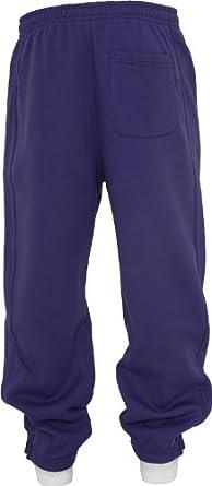 Urban Classics Homme Pantalon de survêtement uc-ean 15-tb014b - Violet, L   Amazon.fr  Vêtements et accessoires 922f467d1c31