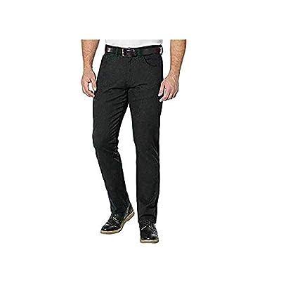 Calvin Klein Men's Straight Leg Jeans (Black, 38X32) at  Men's Clothing store