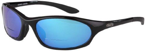 ONOS Grand Lagoon Polarized Sunglasses (+1.75 Add Power), Black, - Sunglasses Onos