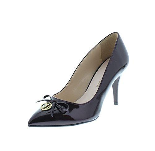 Toe 9y099999 Jeans Red Heels Closed Trussardi 79a00061 bordeaux Women's tXPxW6q