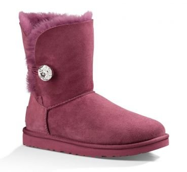 UGG BAILEY BUTTON BLING Stiefel 2017 bougainvillea, 41