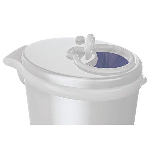 how to clean ubbi diaper pail
