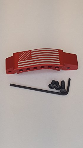 Hunter Trigger Guard Red Flag