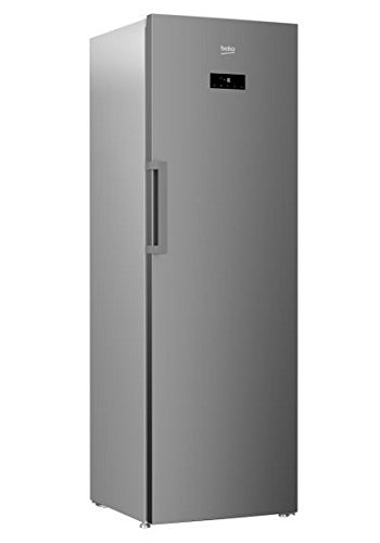 Beko RFNE312E23X Independiente Vertical 277L A+ Acero inoxidable ...