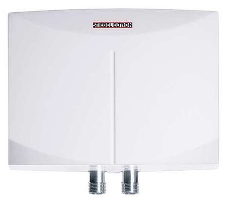 - 3500W Commercial Electric Tankless Water Heater, 120VAC
