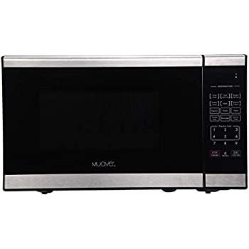Amazon.com: Muave' Compact Home Microwave Oven 0.7 Cu. Ft