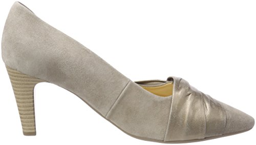Gabor Femme Escarpins Visone Gabor Marron Basic Mutaro Shoes Uvqw5F