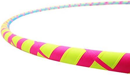 The Spinsterz Adult Beginner Hula Hoop